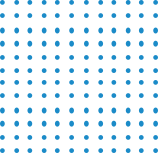 Background blue dot pattern image in website footer